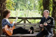 Connecticut-based husband and wife duo, Handler and Levesque will peform at the Woodbury Senior Community Center at 2 p.m. March 15.