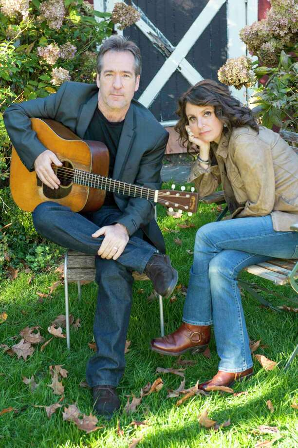 Richard Shindell and Lucy Kaplansky Photo: C. Taylor Crothers / Contributed Photo / C. Taylor Crothers