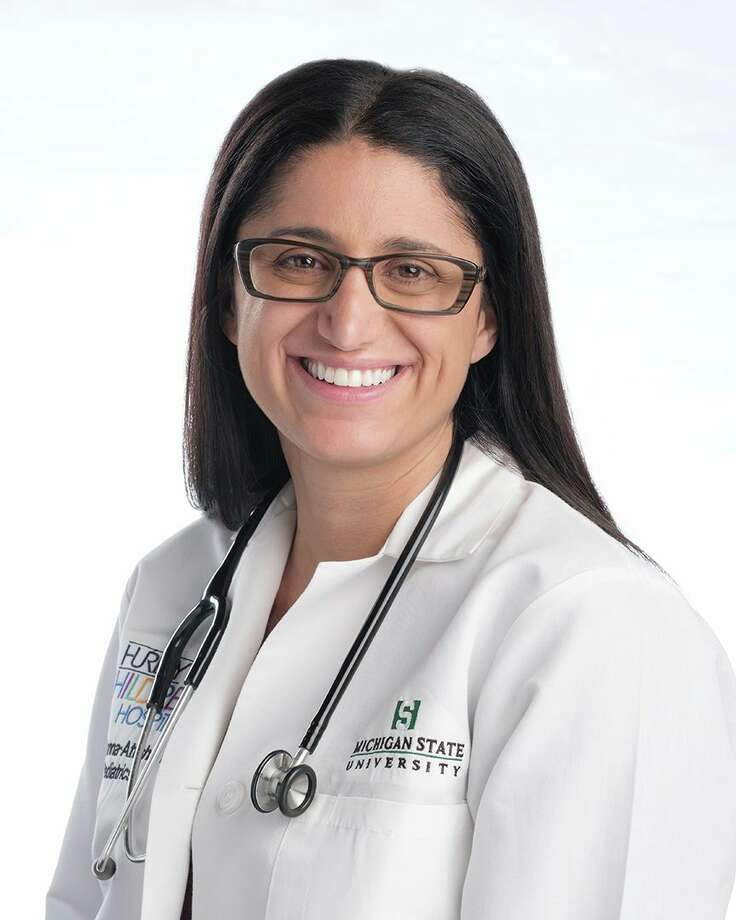 Mona Hanna-Attisha / ©2017 MSU Board of Trustees