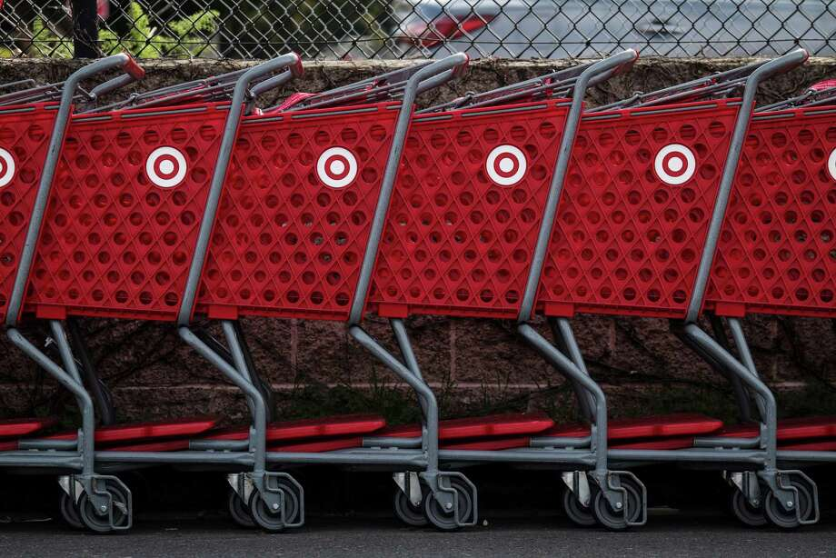 Sales from Target's same-day options increased more than 90 percent last year, according to the retailer. Photo: David Paul Morris /Bloomberg / © 2020 Bloomberg Finance LP