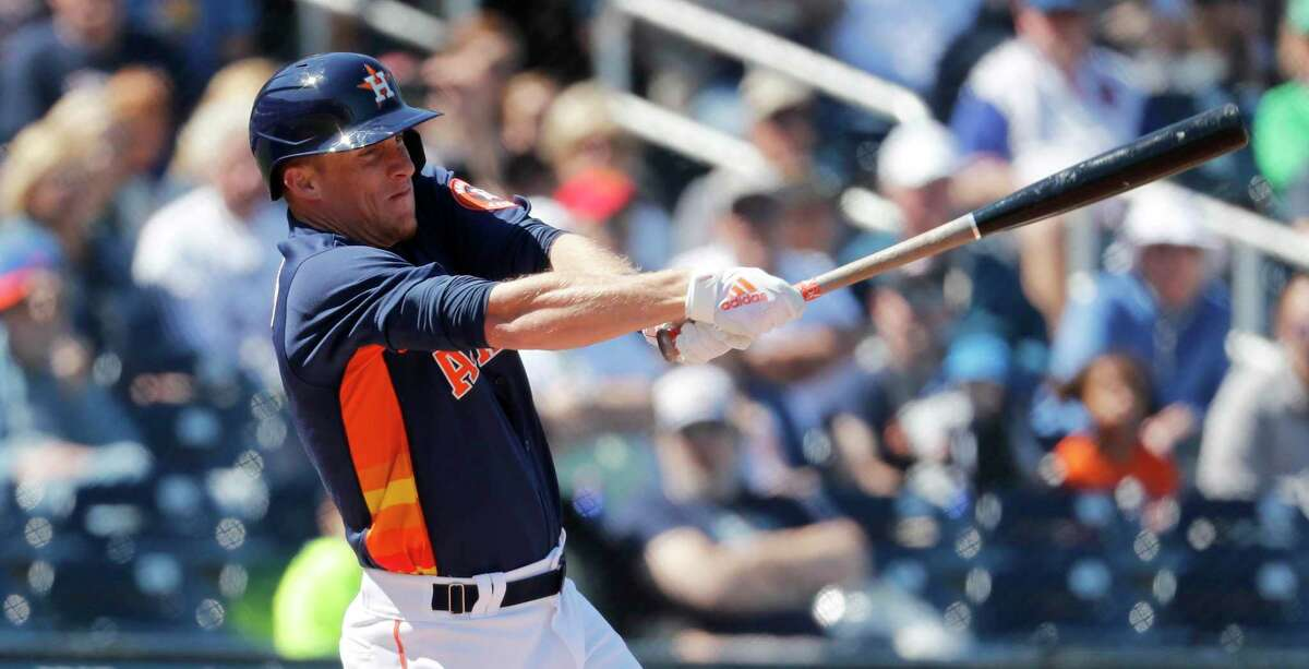 With his spot on the Astros' roster seemingly safe, Myles Straw looks to gain new manager Dusty Baker's trust as more than a late-inning replacement.