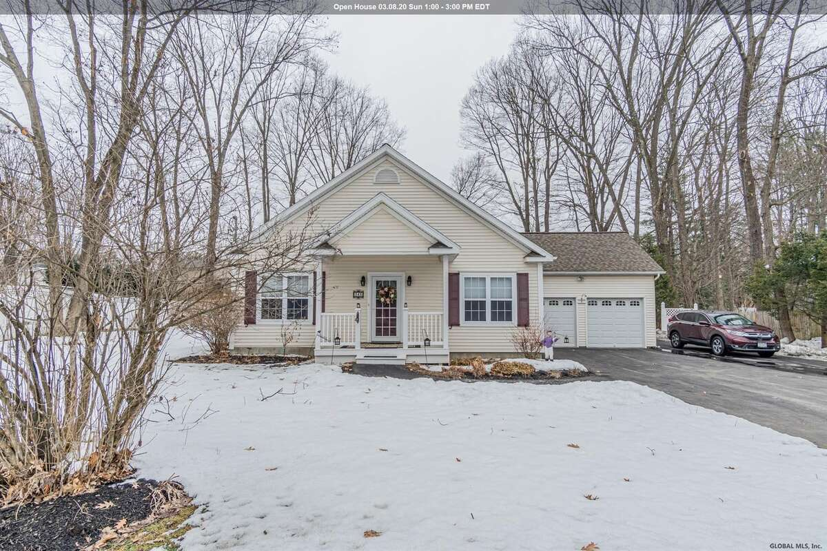 $475,000. 343 Grand Ave., Saratoga Springs, 12866. Open Sunday, March 8, 1 p.m. to 3 p.m. View listing