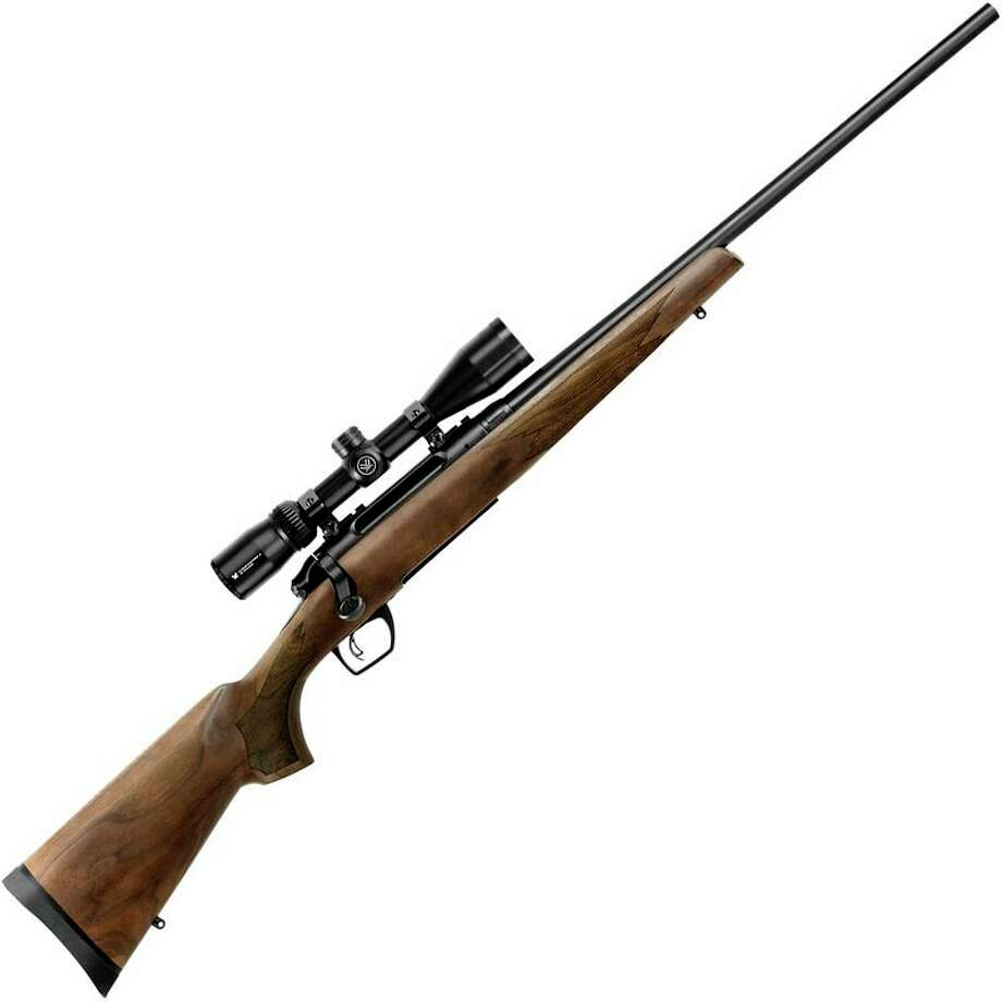 A Remington Model 783 - 30-06 scoped rifle will be raffled off at theWhitetails Unlimited Banquet on Thursday, March 19, at the Big Rapids Eagles. (Courtesy photo)