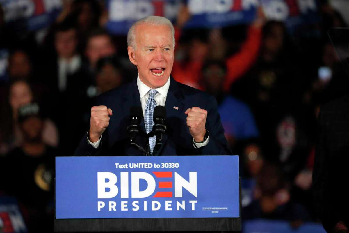 Former Vice President Joe Biden speaks in South Carolina after his big primary win there. What if the Democratic presidential primary began there or in New Mexico? Would the race be different? The presidential primary process needs to be reformed.