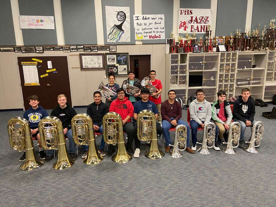 Plainview High band heading to state - Plainview Daily Herald |Plainview Band