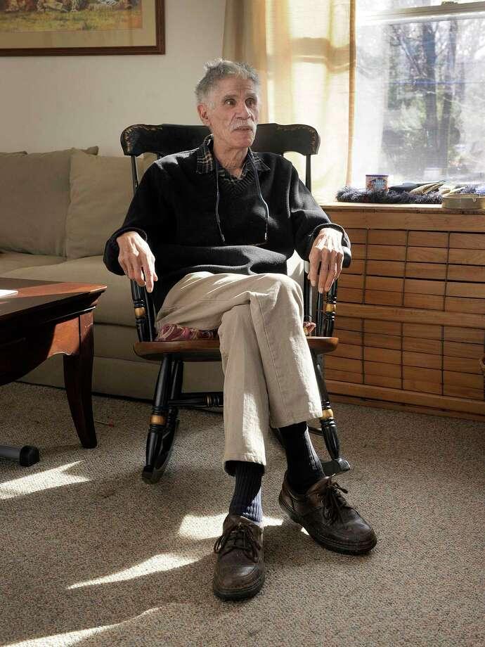John Merchant, of Newtown, a retired Bridgeport lawyer, died Thursday. Photo: Carol Kaliff / Hearst Connecticut Media / The News-Times