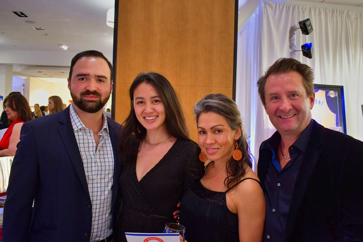 Near & Far Aid, an organization that aims to eliminate poverty in Fairfield County, held its annual spring gala,at Mitchells in Westport on March 6, 2020. This year marked the organization's 25th anniversary. Were you SEEN?