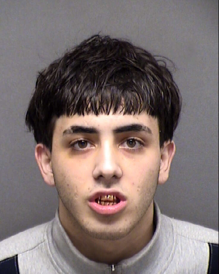 Shayan Zendehdel Arjaghi, 18, is accused of shooting at three homes during a drive-by shooting on Sunday, March 1, 2020, in the 3500 block of Goliad Road, according to court records. Photo: Bexar County