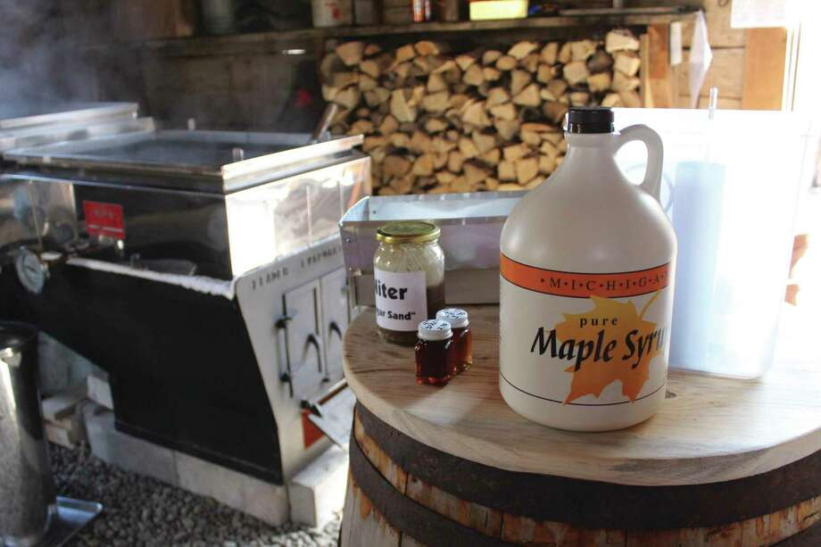 March 7-8: An Afternoon at the Sugarhouse is set for 1 to 4 p.m at the Chippewa Nature Center, 400 S. Badour Road in Midland. Discover the magic of maple syrup season Saturdays and Sundays in March as you experience the process of making syrup from start to finish. (Photo provided/Chippewa Nature Center)