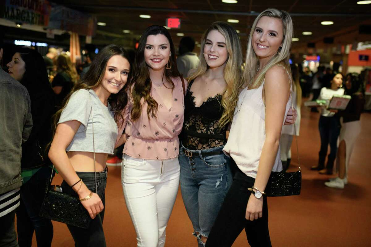 Fans at NRG Stadium in Houston, TX to see Chance the Rapper perform at Rodeo Houston on Friday, March 6, 2020