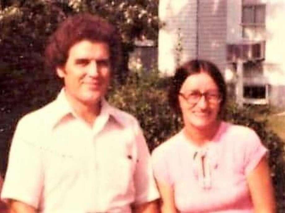 Joe and Margaret Lamb in the 1970s