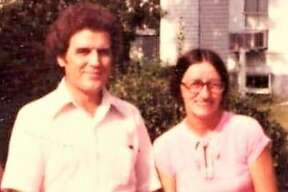 Joe and Margaret Lamb in the 1970s
