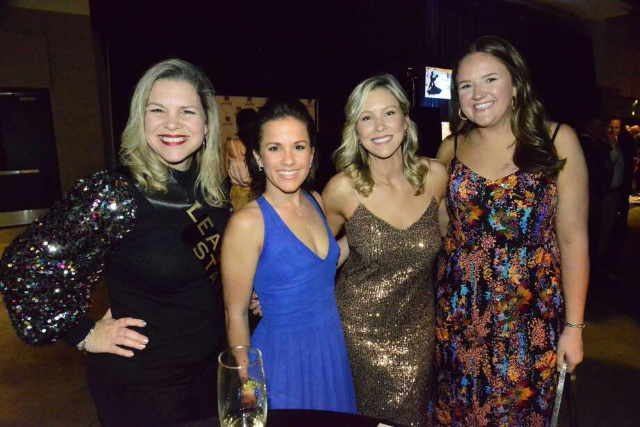 Our cameras were at Dancing With the Stars' charity fundraiser at the Beaumont Civic Center on March 6, 2020. Photo: John Fulbright
