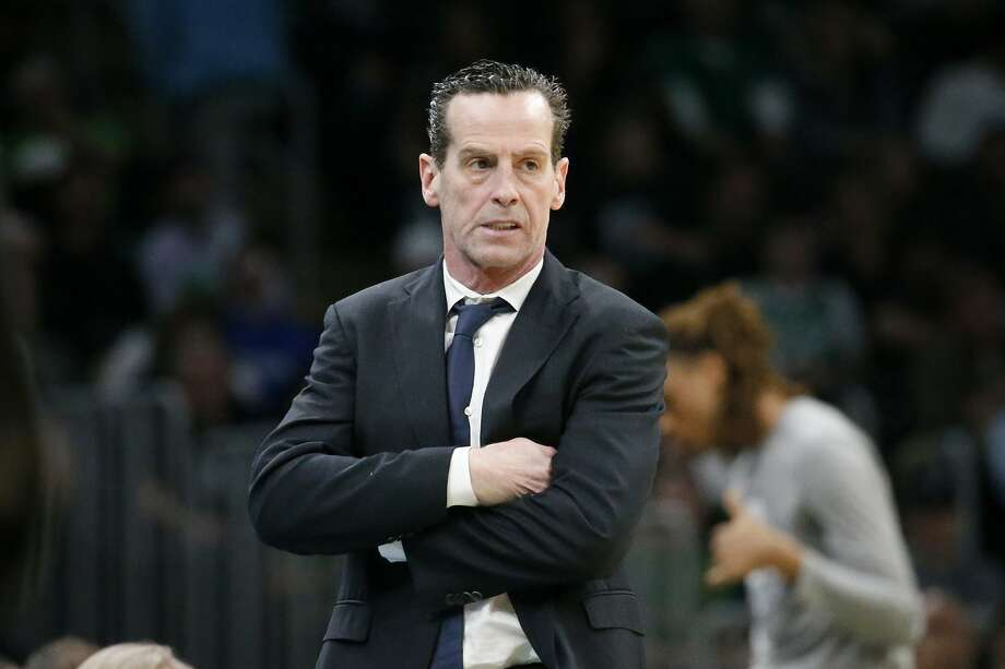 Kenny Atkinson and the Brooklyn Nets mutually parted ways. Photo: Mary Schwalm / Associated Press