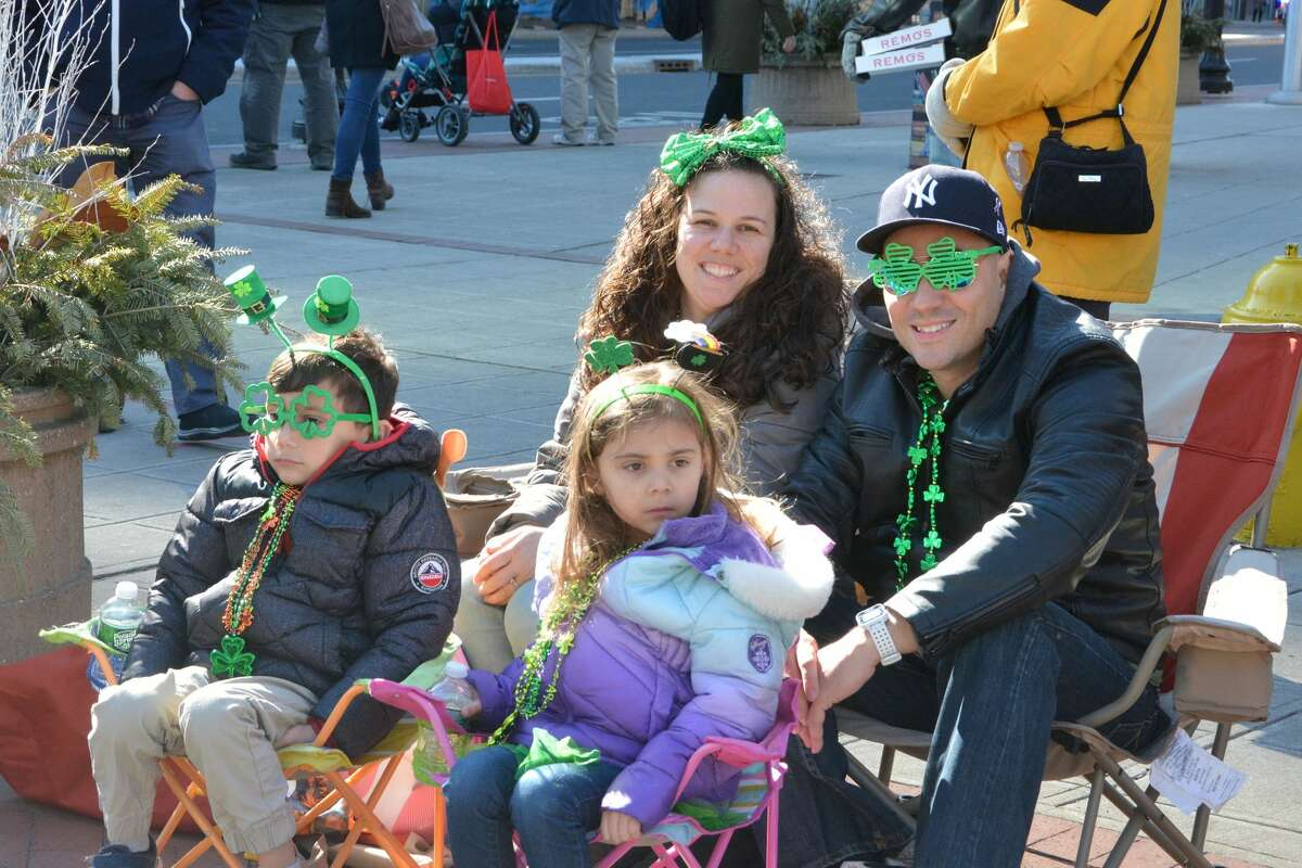 Stamford held its annual St. Patrick's Day Parade on March 7, 2020 in downtown Stamford. Were you SEEN?