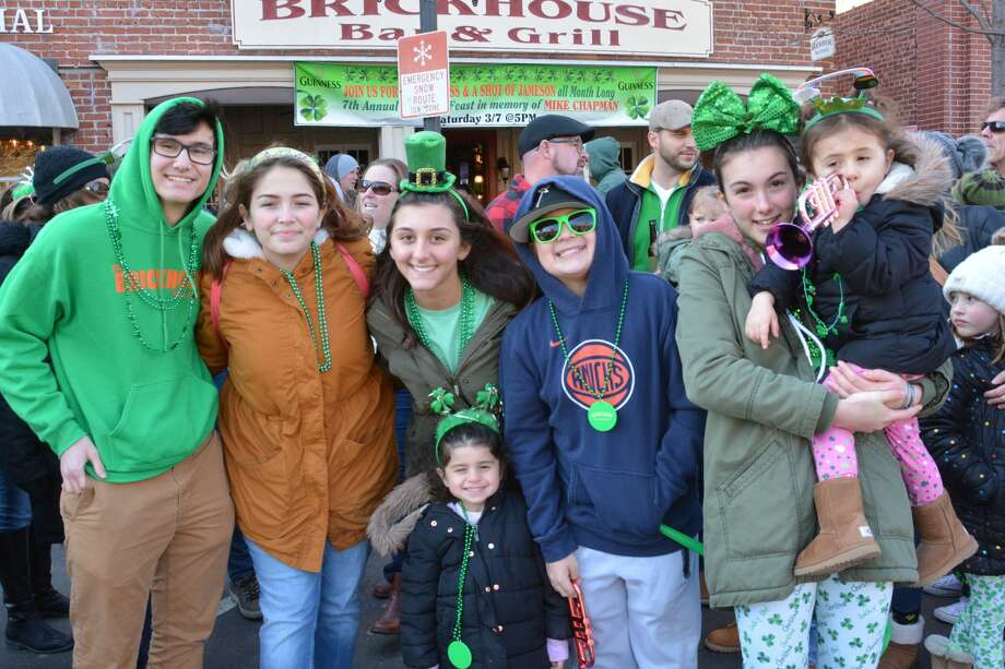 Stamford held its annual St. Patrick's Day Parade on March 7, 2020 in downtown Stamford. Were you SEEN? Photo: Vic Eng / Hearst Connecticut Media Group