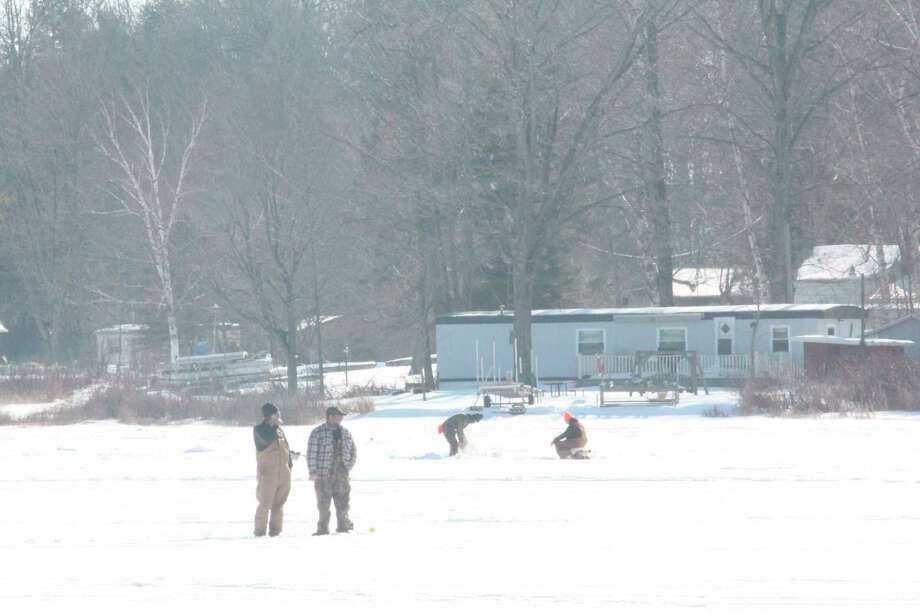 Anglers could be in for a good weekend. (Pioneer file photo)