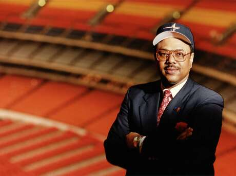 02/11/1994 - Houston Astros General Manager Bob Watson in the Astrodome