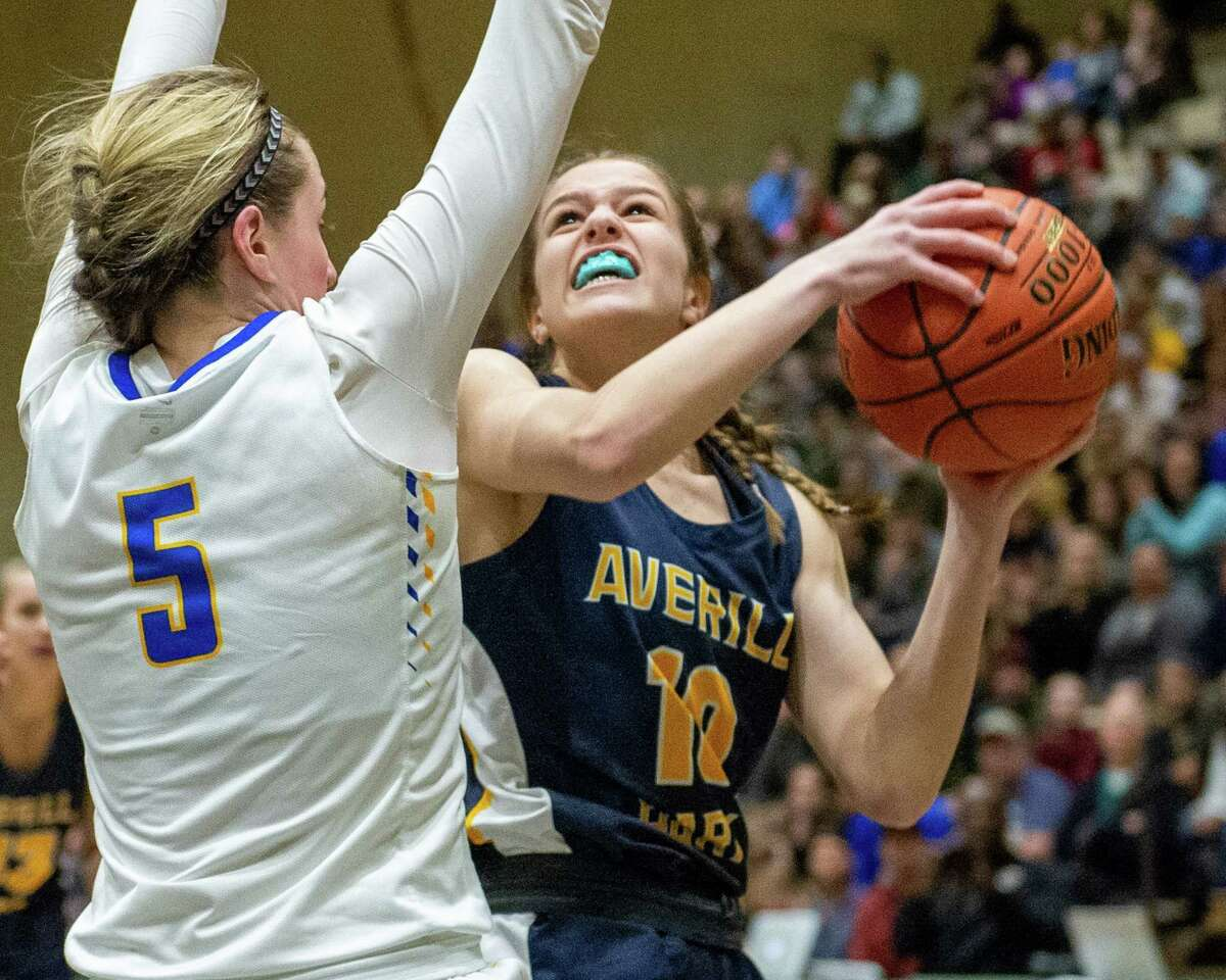 Averill Park junior Ana Jankovic and her teammates returned to practice on Monday. (Jim Franco/Times Union archive)