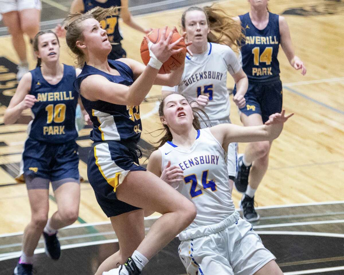 Averill Park's Amelia Wood and her teammates returned to practice on Monday. (Jim Franco/Times Union archive)