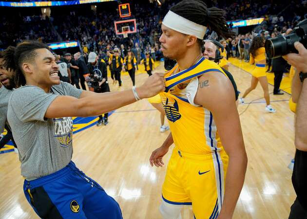 Warriors' Damion Lee might be a rotation player, but he still has much to prove