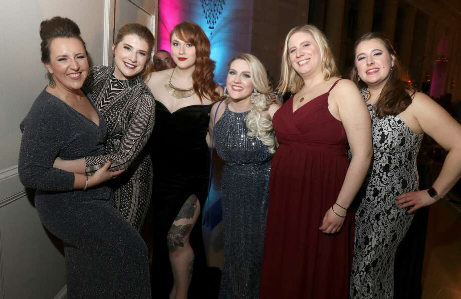 Were you Seen at the 10th Annual SPAC Winter Ball: The Future is Now, hosted by SPAC's Junior Committee at the Hall of Springs in Saratoga Springs on Saturday, March 7, 2020?  Photo: Joe Putrock/Special To The Times Union