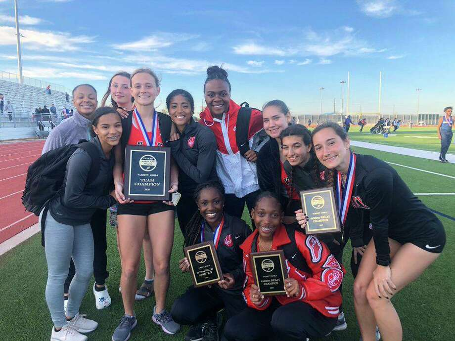Katy, Tompkins win team track and field titles at Bubba ...