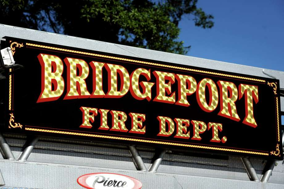 Bridgeport Fire Department engine, in Bridgeport, Conn. Sept. 22, 2016. Photo: Ned Gerard / Hearst Connecticut Media / Connecticut Post