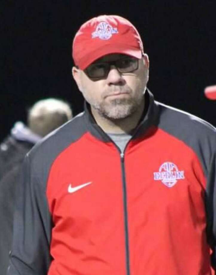 Mike Eagle will replace Erik Becker as the head football coach for the Coginchaug/Hale-Ray/East Hampton co-op program. Photo: Contributed Photo
