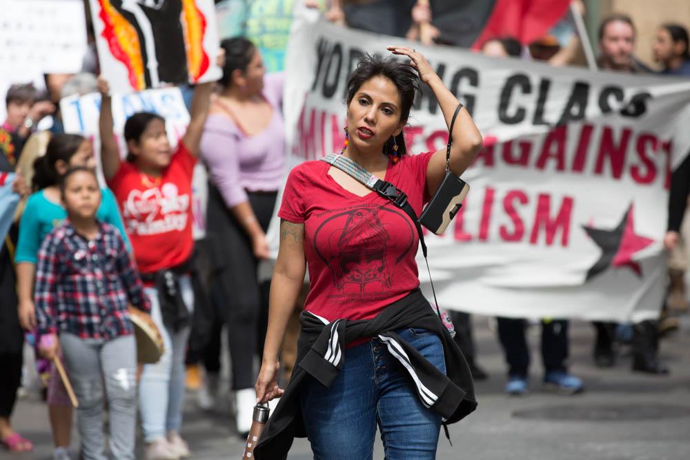 Lihat bagaimana San Antonio mengambil sikap untuk hak aborsi minggu ini