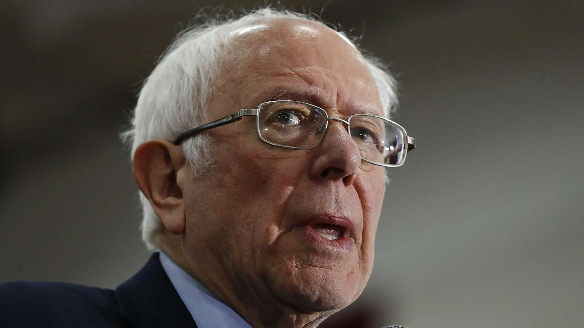 Sen. Bernie Sanders, I-Vt., on Monday urged Californians to oppose the recall effort seeking to oust Gov. Gavin Newsom.
