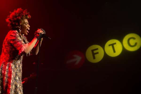 Grammy award-winner Macy Gray performed at the Fairfield Theatre Company on March 8, 2020. Were you SEEN?