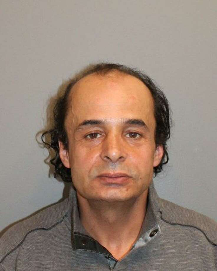Jose Crespo, 56, was arrested in Norwalk Saturday, March 7 in connection with a burglary. Photo: Norwalk Police Department /Contributed