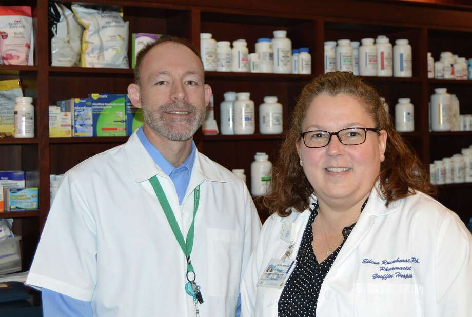 Griffin Hospital will host a free Q&A with pharmacists on Tuesday, March 10. Photo: Contributed Photo