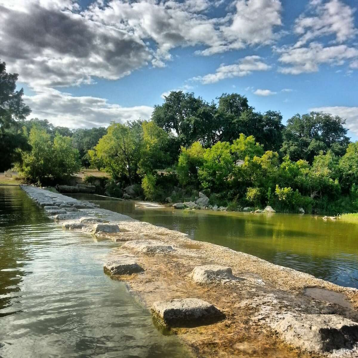 Blanco State Park | Blanco, Texas Just an hour away from Austin and San Antonio is Blanco State Park. Enjoy a weekend campout full of afternoon swimming, fishing, picnics, or taking a leisurely float down the spring-fed Blanco River to cool you off.