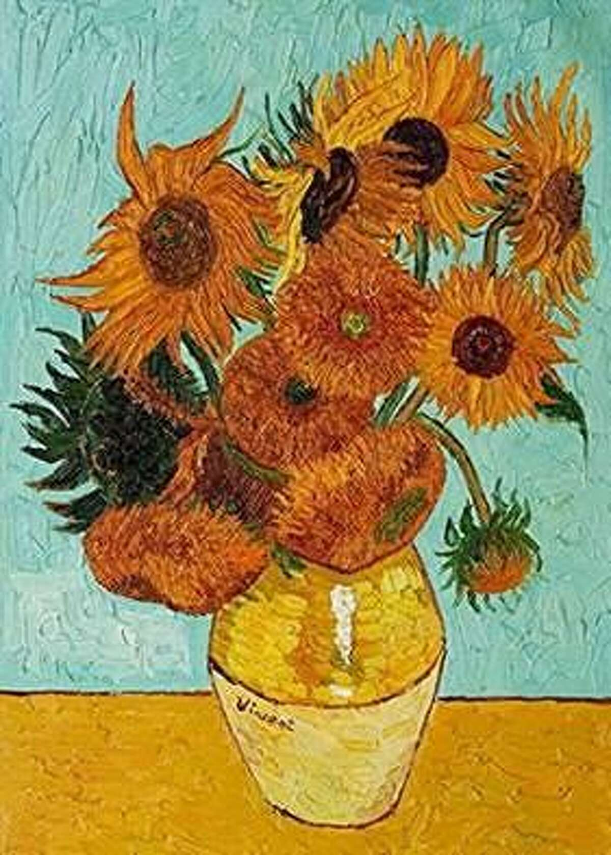 Sip and Paint Van Gogh Sunflowers Ladies Night Out is on March 12 at 7 p.m. at the Darien Arts Center, Visual Arts Studio, 2 Renshaw Road, Darien. Tickets are $45. For more information, visit darienarts.org.