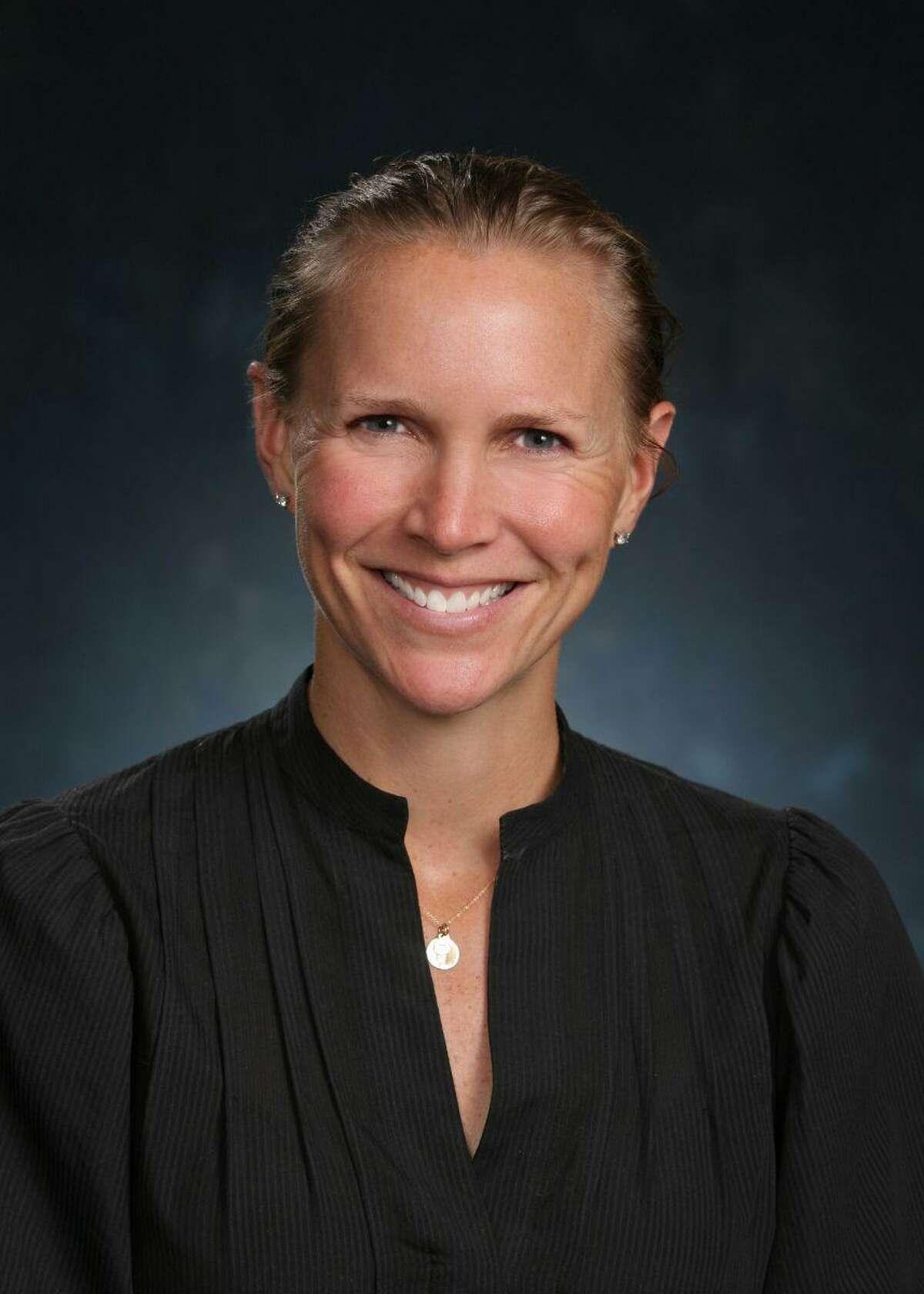Heather Houston is the new executive director of Scenic Houston.