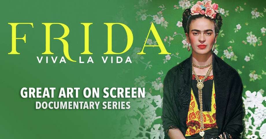 """The documentary""""Frida - Viva La Vida,"""" highlighting the two sides of artist Frida Kahlo, will be screened at The Ridgefield Playhouse March 24. Photo: The Ridgefield Playhouse / Contributed Photo"""