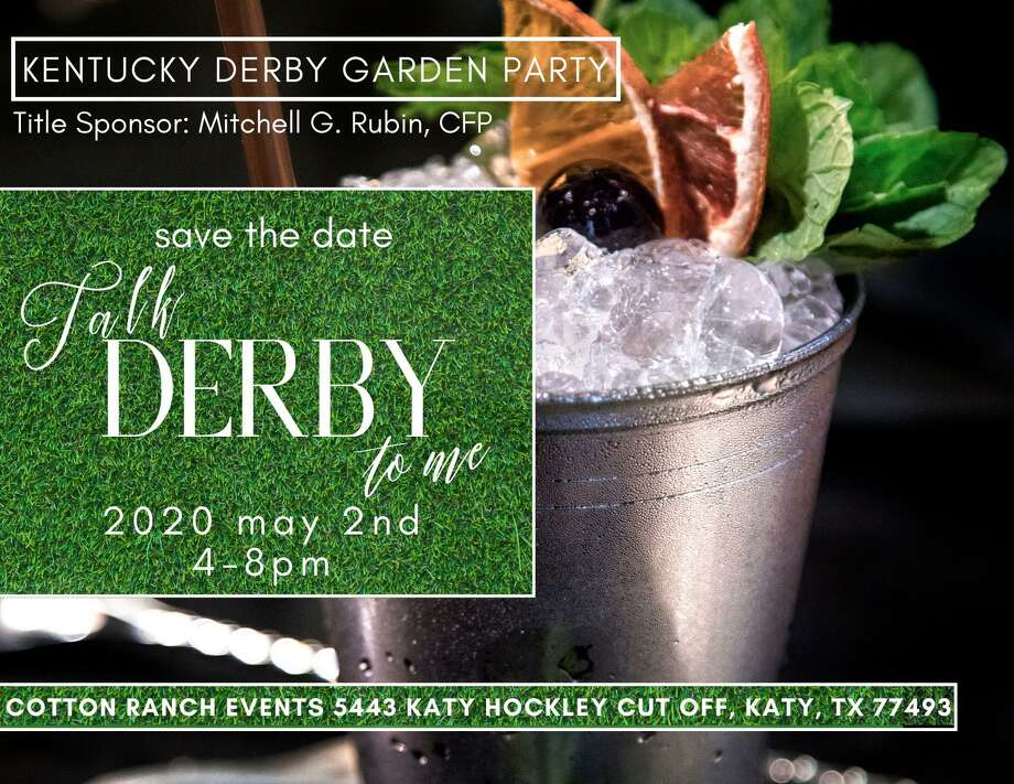 The Talk Derby to Me Kentucky Derby viewing party will benefit Christ Clinic. Photo: Courtesy Of Christ Clinic