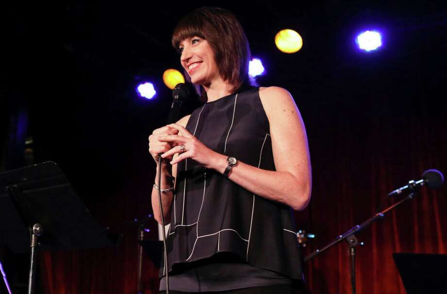 Ophira Eisenberg's March 21 shows at Fairfield Comedy Club have been postponed. Photo: Contributed Photo
