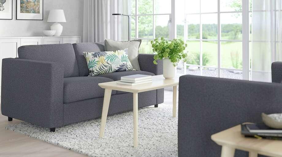 VIME Loveseat, $579 Photo: IKEA