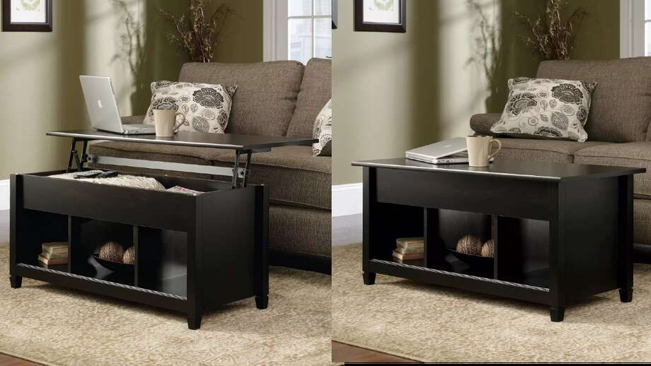 Edge Water Lift Top Coffee Table, $214.99 Photo: Target