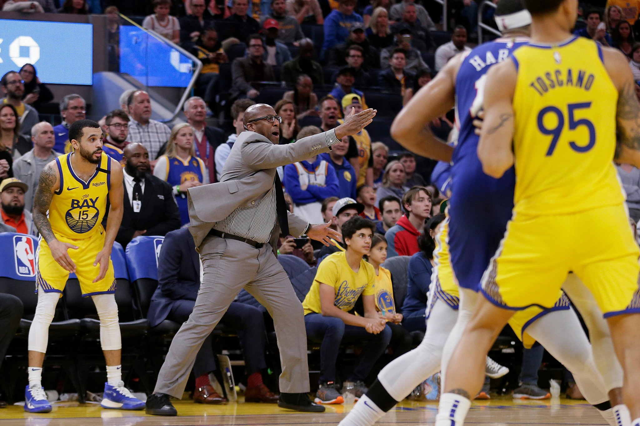 How Warriors have managed to improve amid injuries, roster turnover