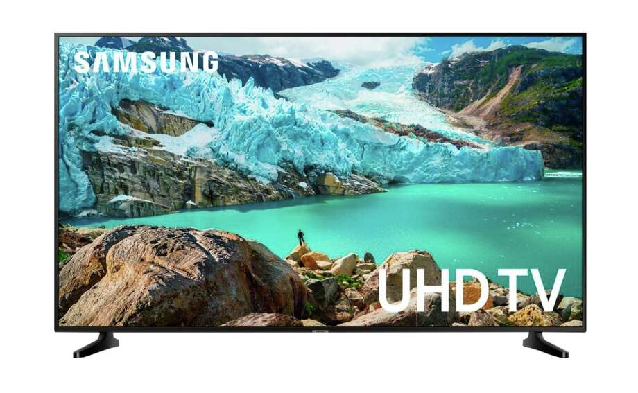 "Samsung 43"" Class LED 6 Series - Smart - 4K TV, $249.99 (Normally $279.99) Photo: Best Buy"