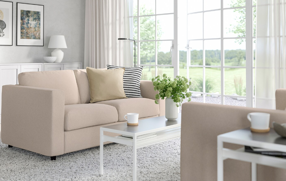 Furniture and decor ideas for your small living room