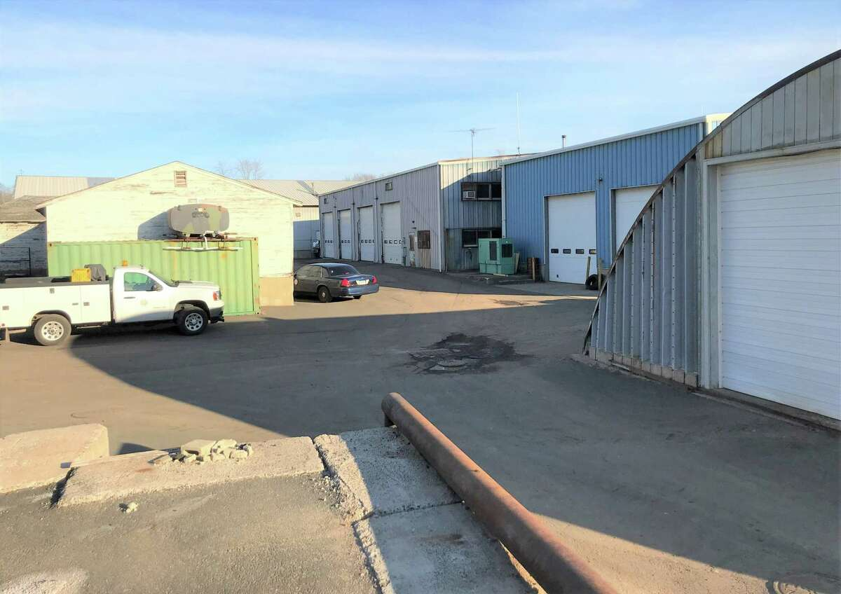 TheCromwell Highway Department garage complex