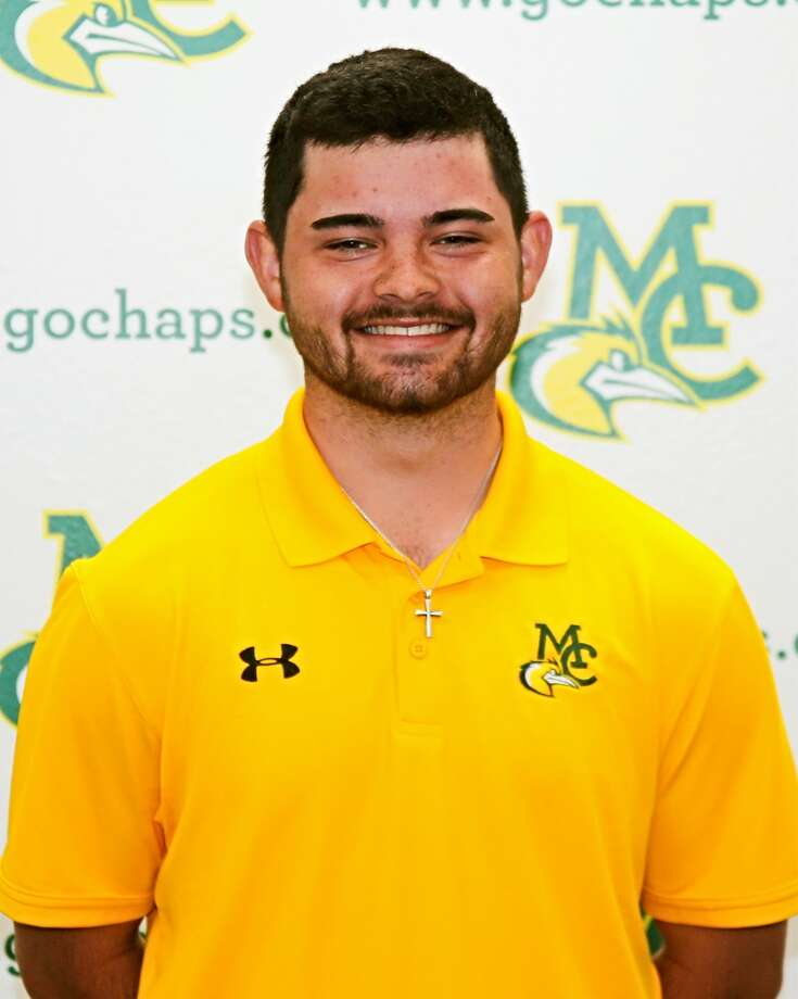 Midland College golfer JT Pittman Photo: Forrest Allen,  MC Athletics