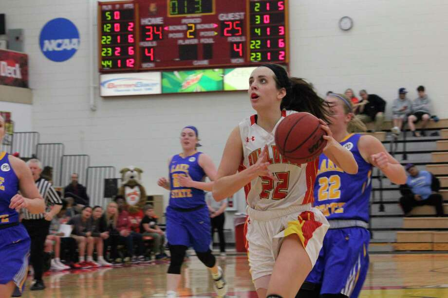 Ferris senior Riley Blair and her teammates will compete in regional actions this week. (Pioneer file photo)