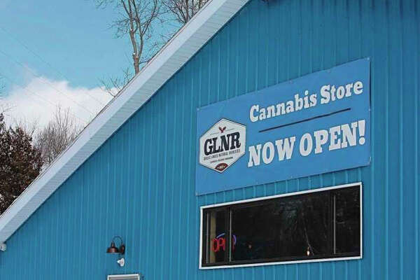 Great Lakes Natural Remedies opened its Benzonia location to dispense medical marijuana in December and expanded to recreational as well last month. Company leaders say they plan to have a similar aesthetic style as the Benzonia building for the Manistee location.