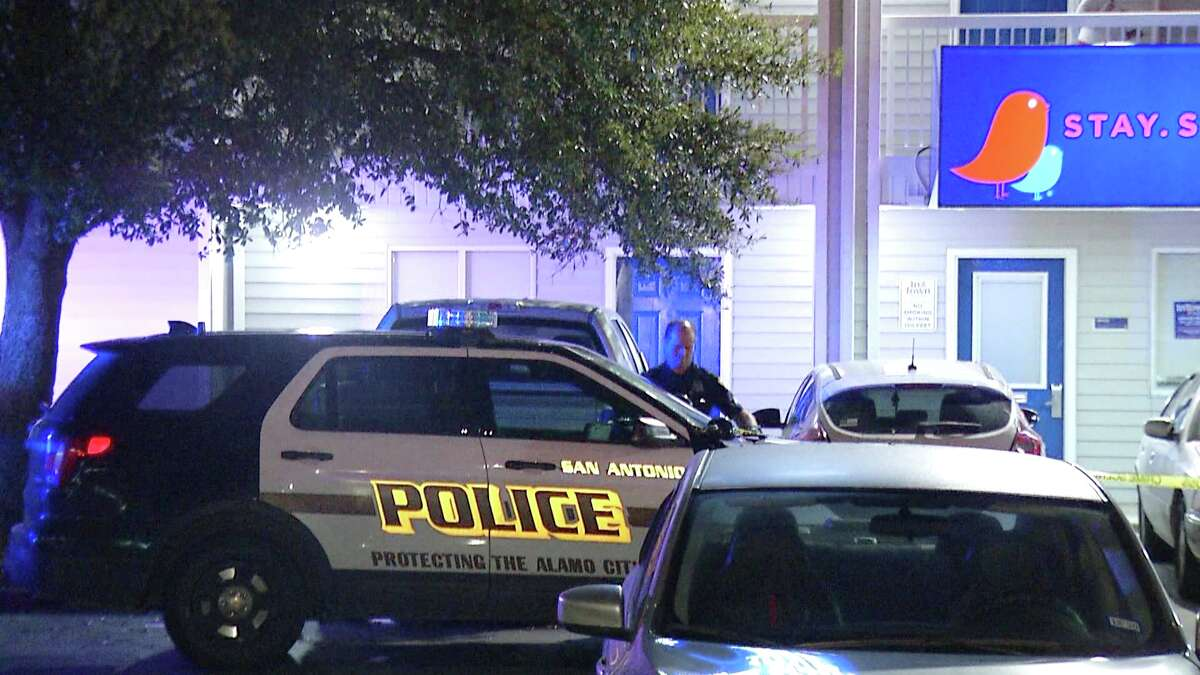 Bexar County deputies are searching for who may have shot a teenager on the North Side Tuesday morning.